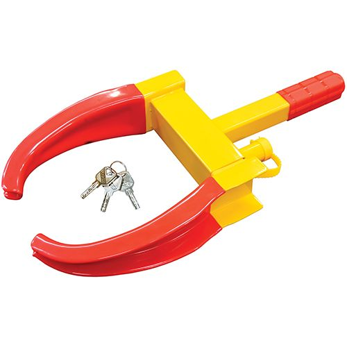 Jaw Type Wheel Clamp