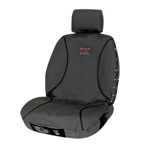 Seat Covers - Size 30/50 - Rough Country Charcoal - A1 Autoparts Niddrie