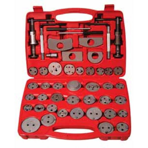 RyTool 46 Piece Deluxe Caliper Wind Back Kit - RT5598-RT5598-RyTool-A1 Autoparts Niddrie