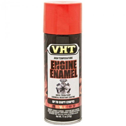 VHT Engine Enamel - Holden Orange / Rocket Red - A1 Autoparts Niddrie