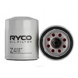 Ryco Oil Filter - Z411 - A1 Autoparts Niddrie