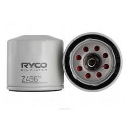 Ryco Oil Filter - Z436 - A1 Autoparts Niddrie