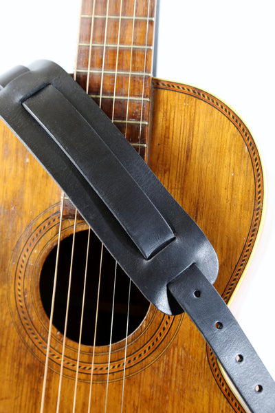 Simple Handmade Guitar Strap