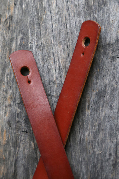 Classic Leather Guitar Strap