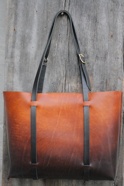 Hand Dyed Classic Tote