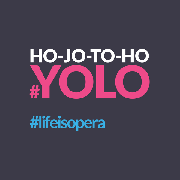 """HO-JO-TO-HO #YOLO"" Women's T-Shirt"