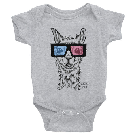 Lamma Nerdy Infant Bodysuit