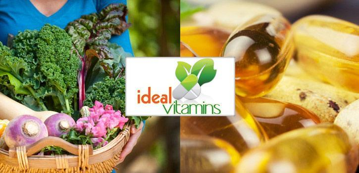 The Vitamin Store Online - Ideal Vitamins