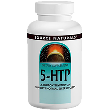 5-HTP 50mg 60 cap by Source Naturals