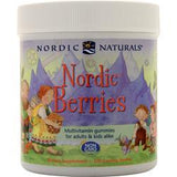 Nordic Berries 120ct Capst/Gummy Berries (P) by Nordic Naturals