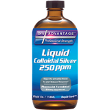 Colloidal Silver 250 ppm 2 oz by Dr.'s Advantage
