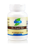 B-12 Rapid Shots (sublingual) 60ct Tabs by Priority One