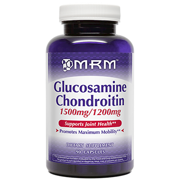 Glucosamine Chondroitin 1500/1200 90 cap by Metabolic Response Modifier