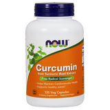 Curcumin 120 vcaps by NOW Foods