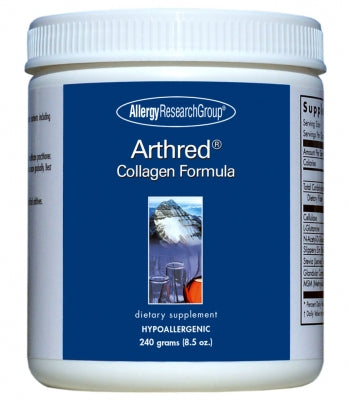 Arthred Collagen 240g Formula by Allergy Research Group