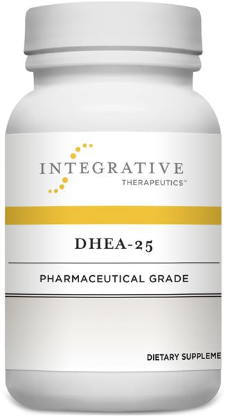 DHEA-25 60ct Veg Caps by Integrative Therapeutics
