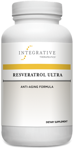 Resveratrol Ultra 60ct by Integrative Therapeutics