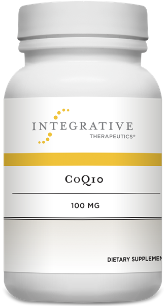 CoQ10 100mg 60sg by Integrative Therapeutics