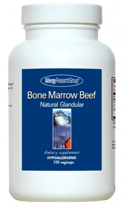 Bone Marrow Beef 100ct Caps by Allergy Research Group