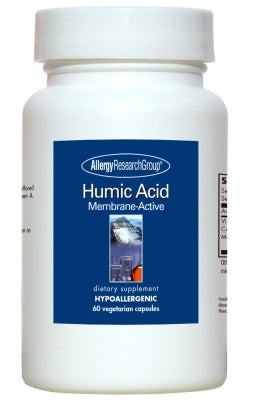 Humic Acid, Vegi 60ct Caps by Allergy Research Group