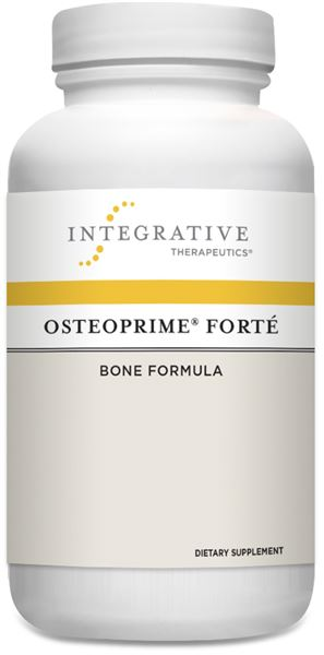 OsteoPrime Forte 120ct Tabs by Integrative Therapeutics