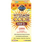 Vitamin Code RAW D3 120 caps by Garden of Life