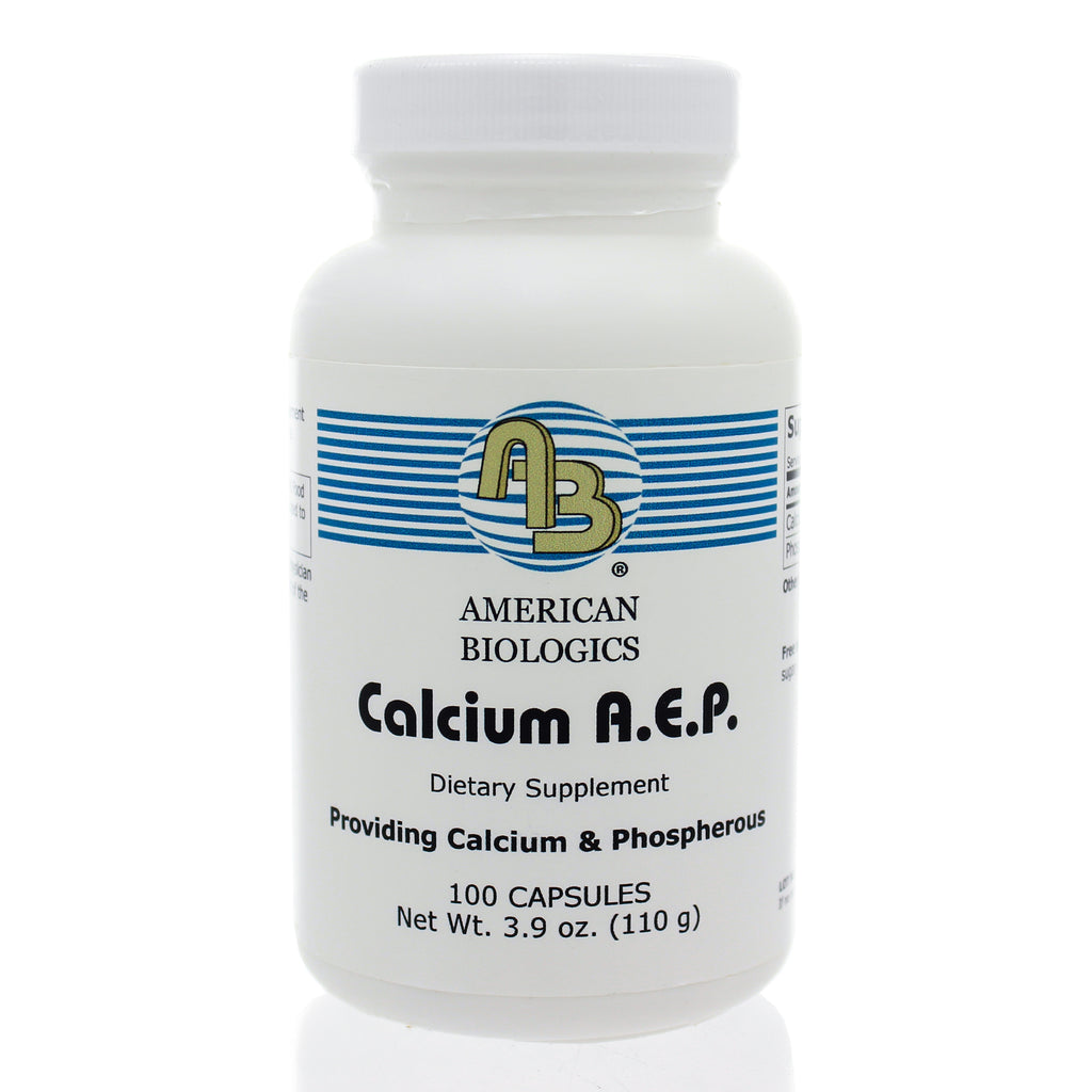 Calcium AEP 100 caps by American Biologics