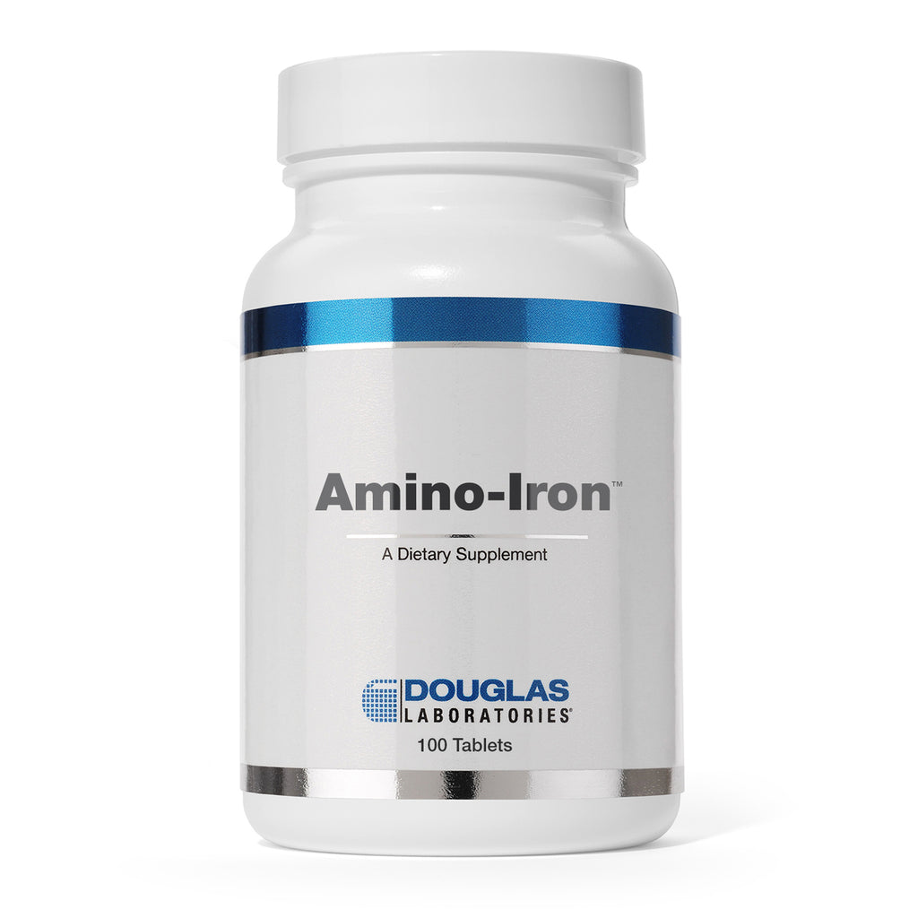 Amino-Iron 100ct by Douglas Labs