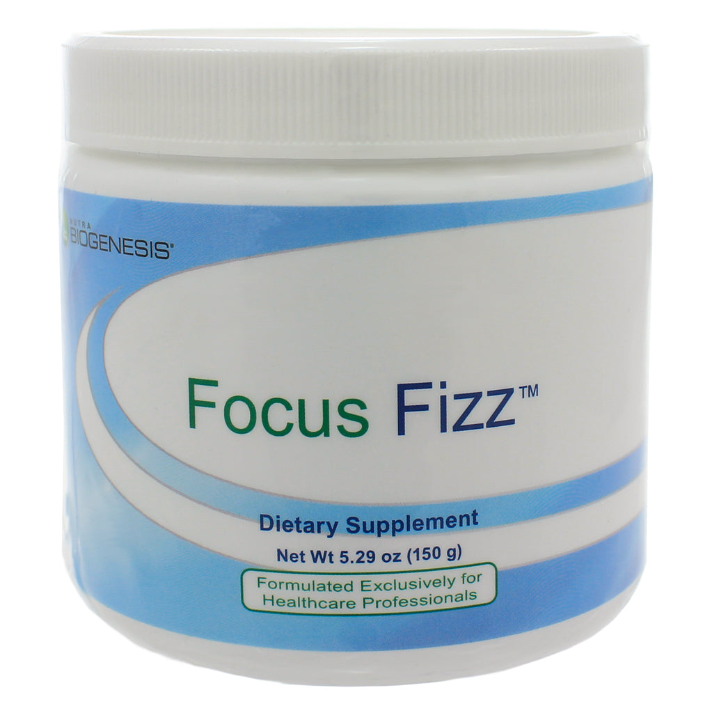 Focus Fizz 10.25 oz. (469 g.) by Nutra BioGenesis