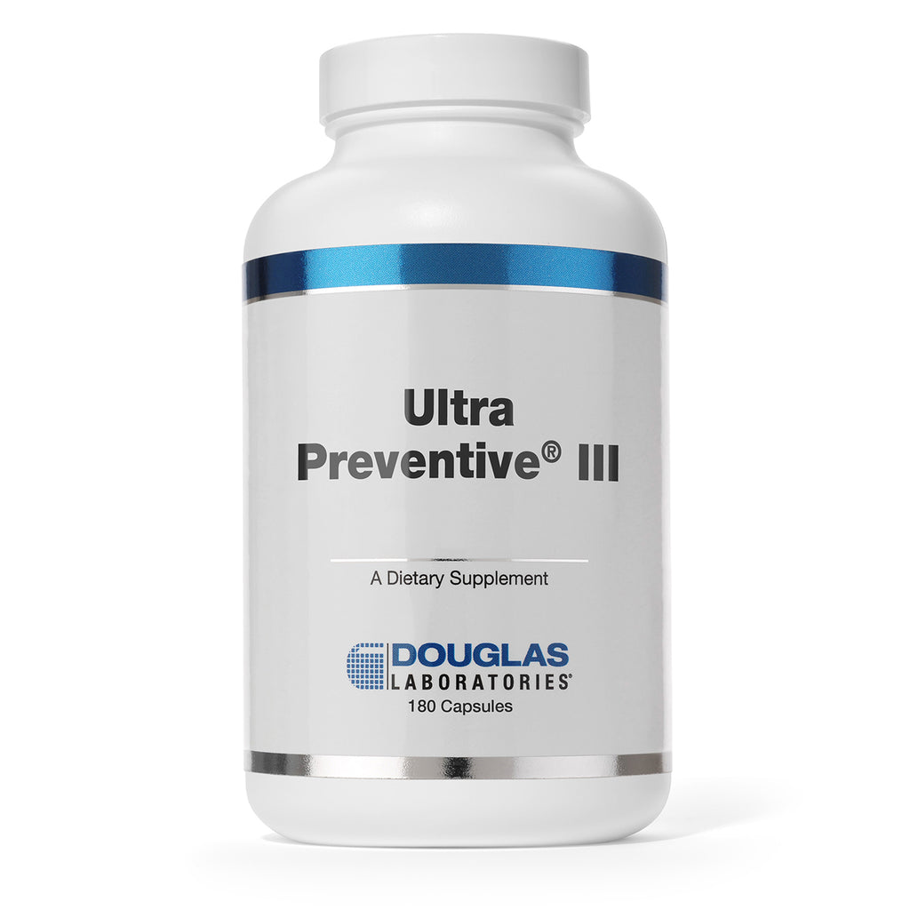 Ultra Preventive III Revised 180's  by Douglas Labs