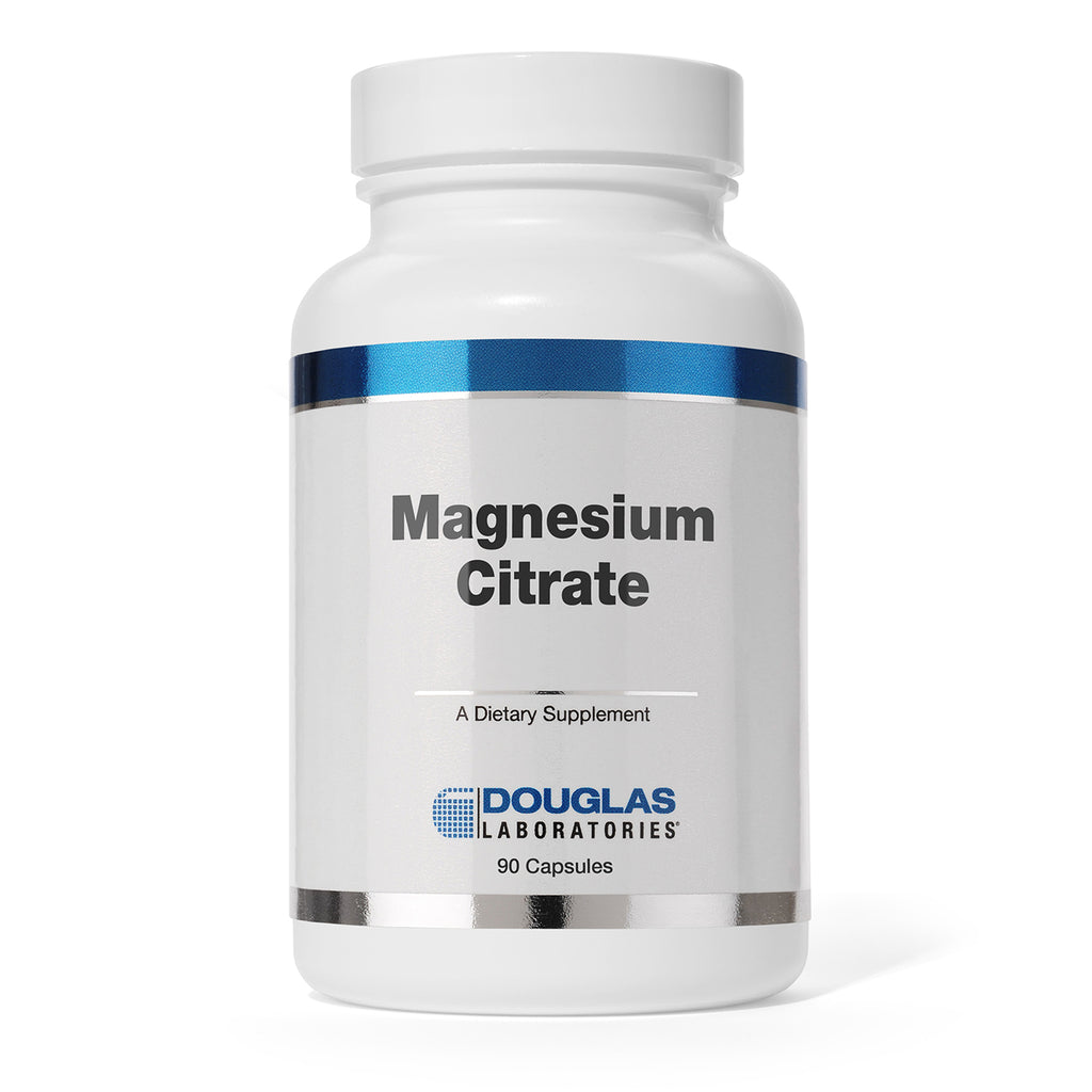 Magnesium Citrate 90ct by Douglas Labs