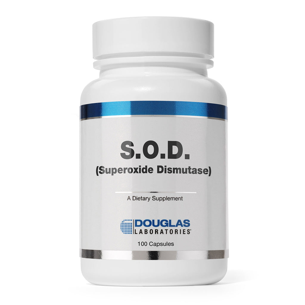S.O.D. 100ct by Douglas Labs