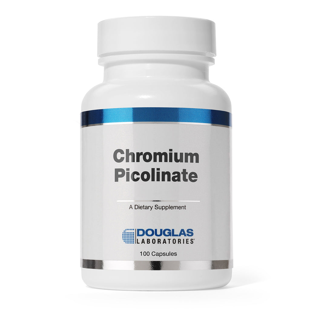 Chromium Picolinate 250mcg 100ct by Douglas Labs