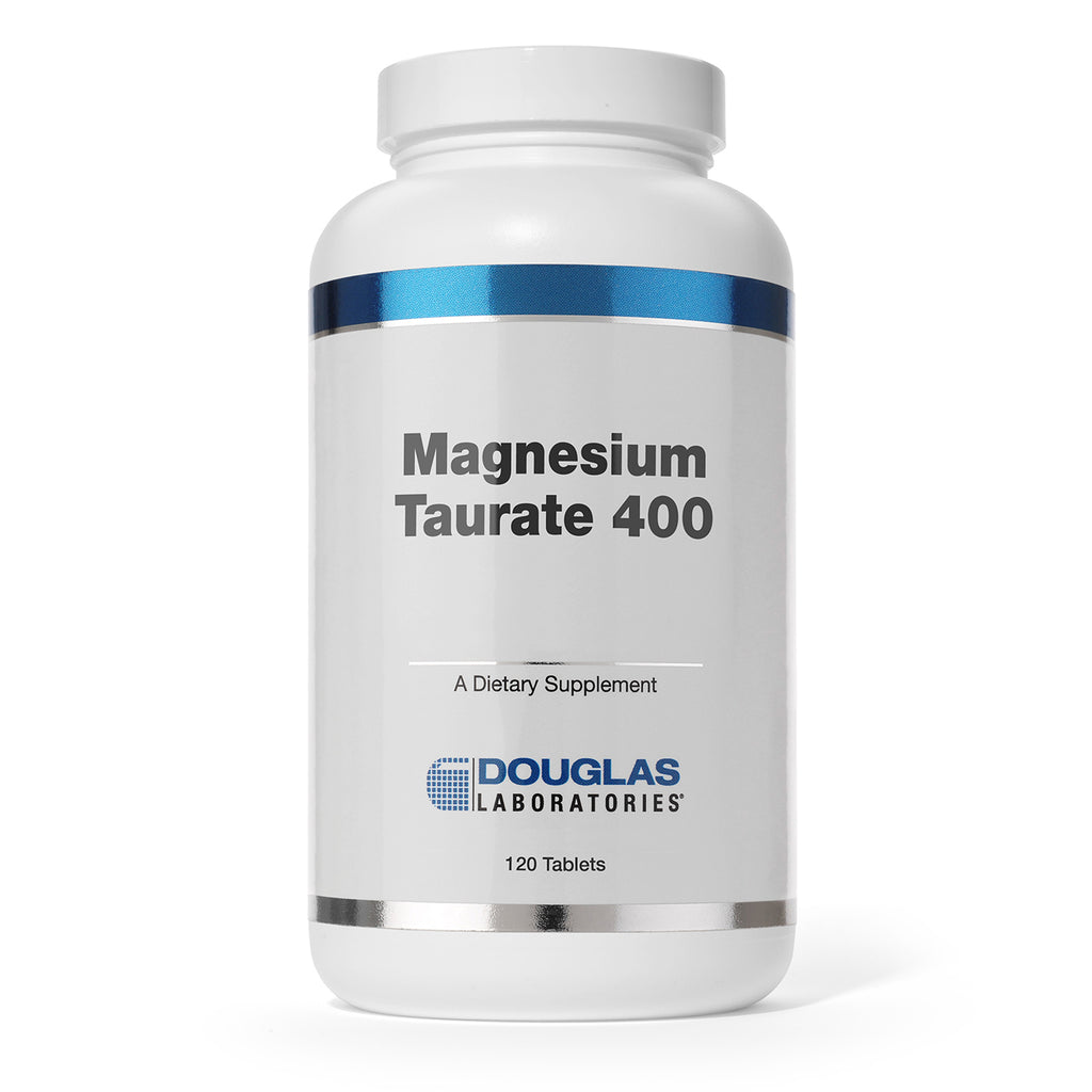 Magnesium Taurate 400 120ct by Douglas Labs