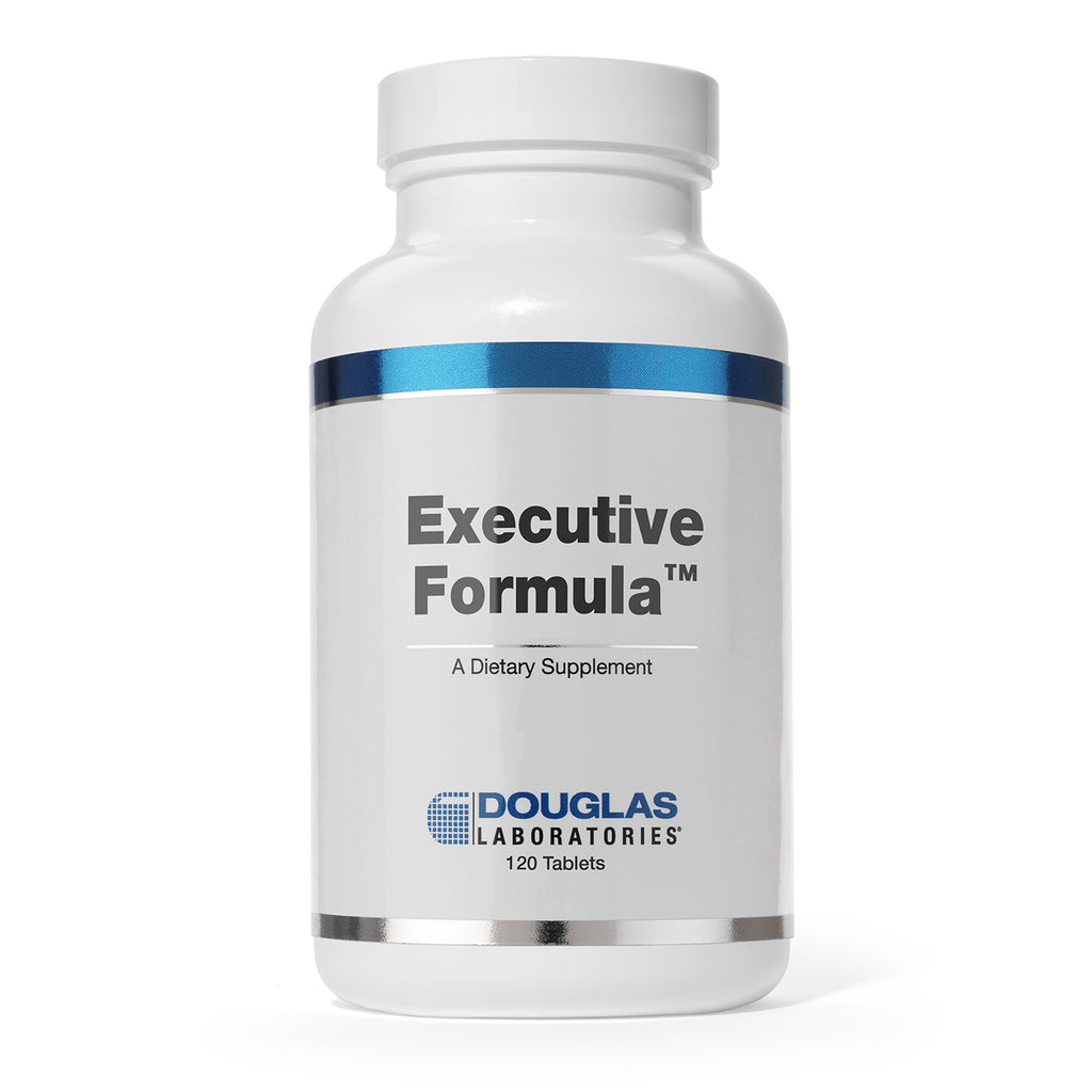 Executive Stress Formula 120ct by Douglas Labs