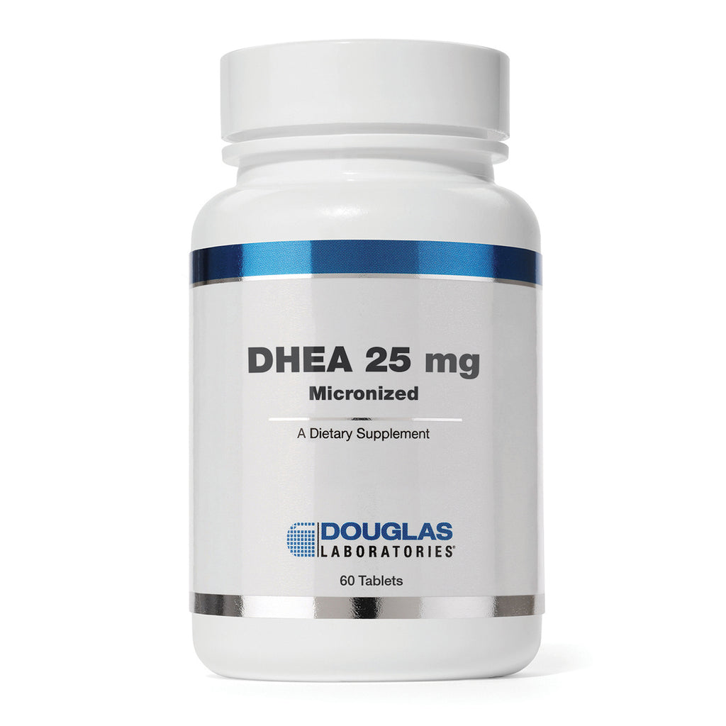 DHEA 25mg Micronized Sublingual 60ct by Douglas Labs