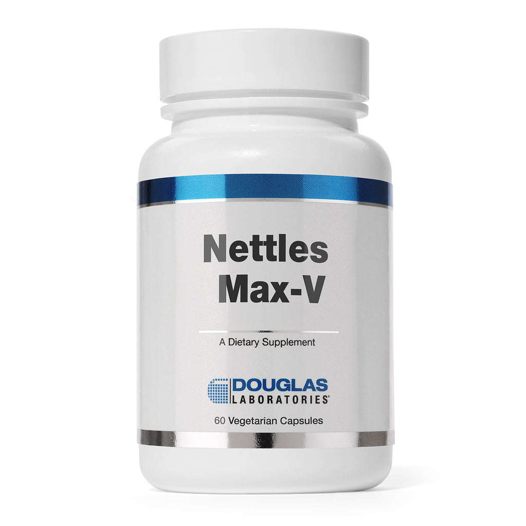 Nettles Max-V 250mg 60ct by Douglas Labs