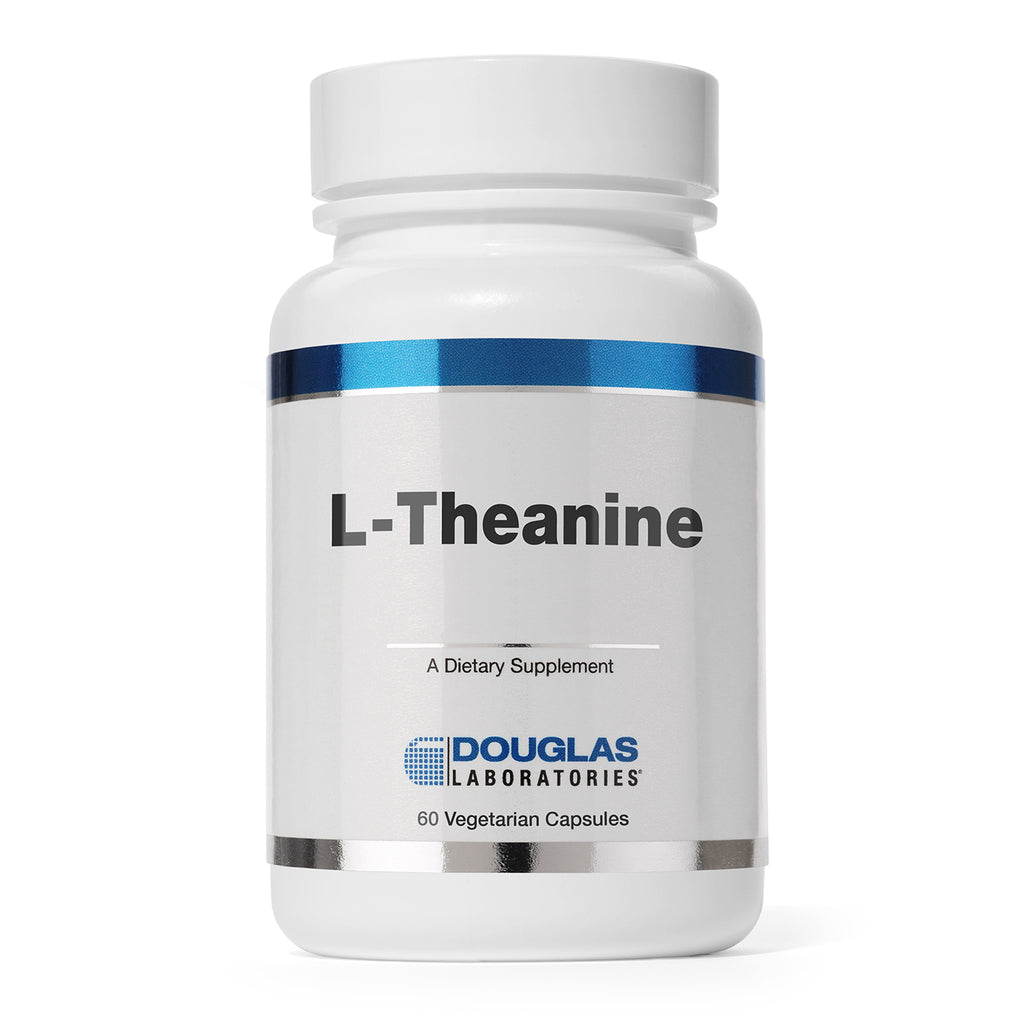 L-Theanine 100mg 60ct by Douglas Labs