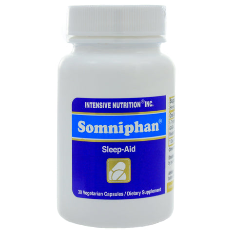 Somniphan 30 vcaps by Intensive Nutrition