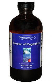 Solution of Magnesium 8oz by Allergy Research Group