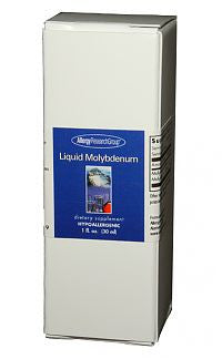 Liquid Molybdenum 1oz by Allergy Research Group