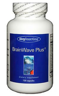 Brainwave Plus, 120ct Caps by Allergy Research Group