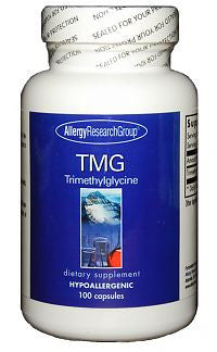 TMG, 100ct Caps by Allergy Research Group