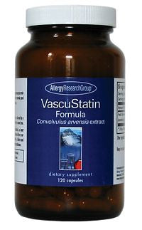 Vascustatin, 120ct Caps by Allergy Research Group