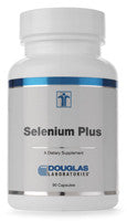 Selenium Plus 90ct by Douglas Labs