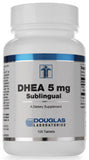 DHEA 5mg Micronized (formerly Sublingual) 100ct by Douglas Labs