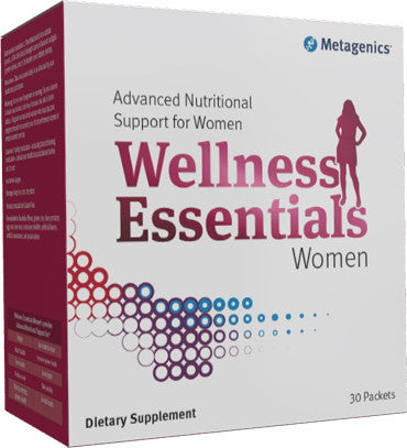 Wellness Essentials Women 30 pkts by Metagenics
