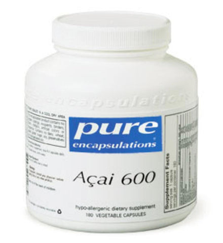 Acai 600 180ct by Pure Encapsulations