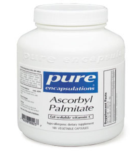 Ascorbyl Palmitate 180ct by Pure Encapsulations