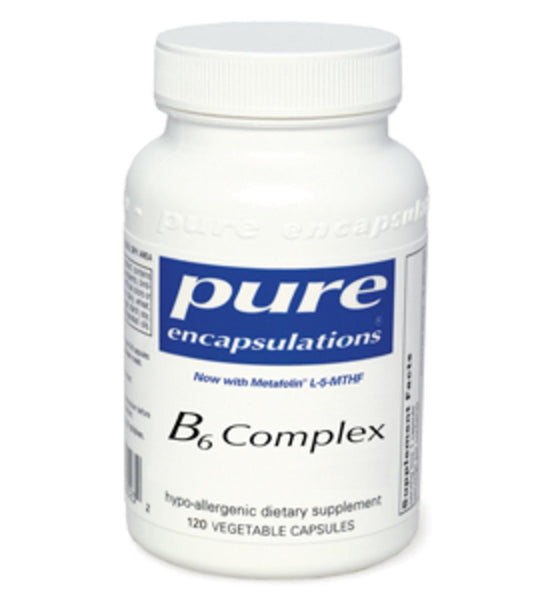 B6 Complex 120ct by Pure Encapsulations